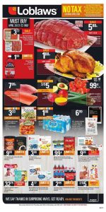Loblaws Flyer April 21 2017