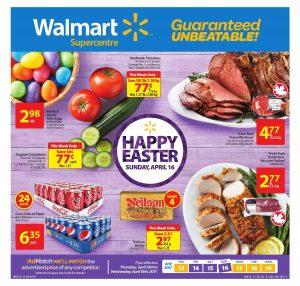 Walmart Flyer April 13 2017