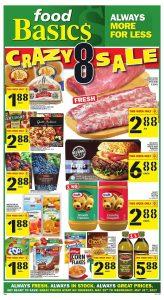 Food Basics Flyer May 24 2017