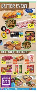 Sobeys Flyer Big Sale 26 Sep 2017