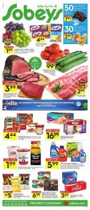 Sobeys Flyer October 21 2017