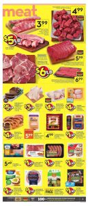 Safeway Flyer Dollar Days 31 Jan 2018