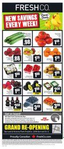 FreshCo Flyer February 18 2017 New Savings Every Week!