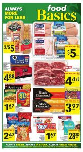 Food Basics Flyer Cheap Food Deals 26 Feb 2018