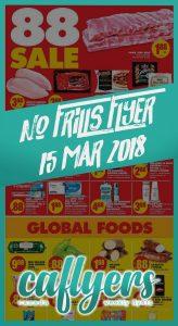 No Frills Flyer 88 Sale Deals 15 Mar 2018