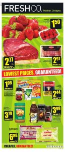 FreshCo Flyer Cheap Deals 13 Jul 2018
