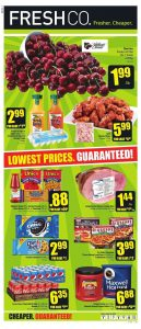 FreshCo Flyer Super Sale 5 Jul 2018